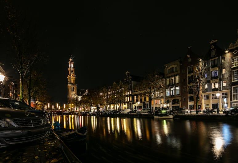 Hotel Mercier, Amsterdam, Ponton