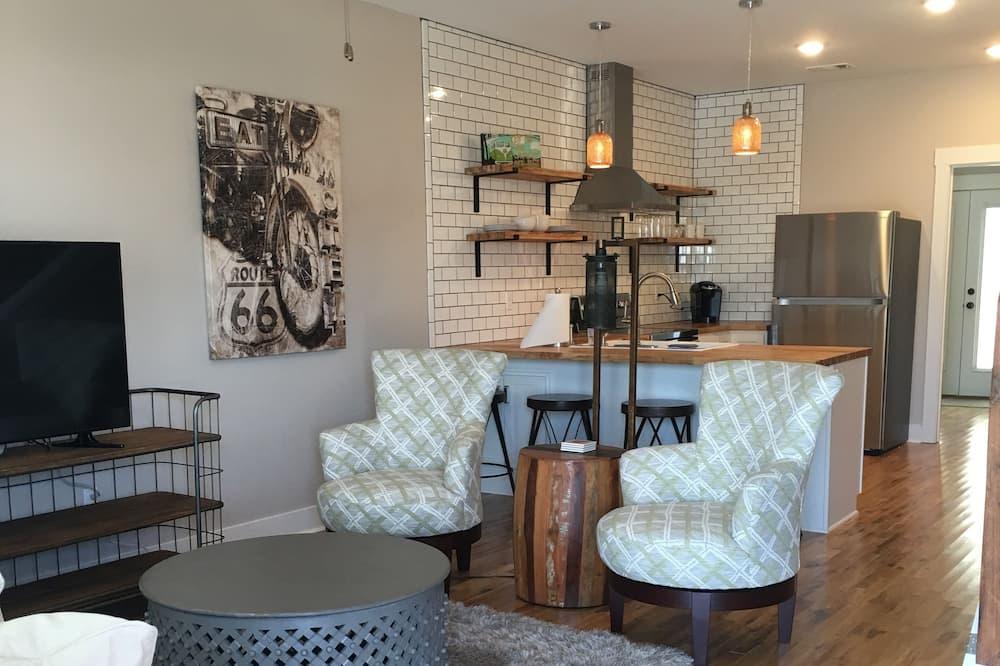Dům typu Executive, 3 ložnice - Obývací pokoj