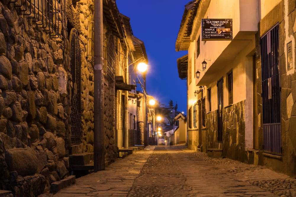 Old Town Cusco