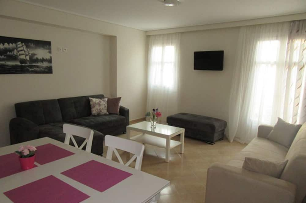 Departamento urbano, 2 habitaciones - Sala de estar