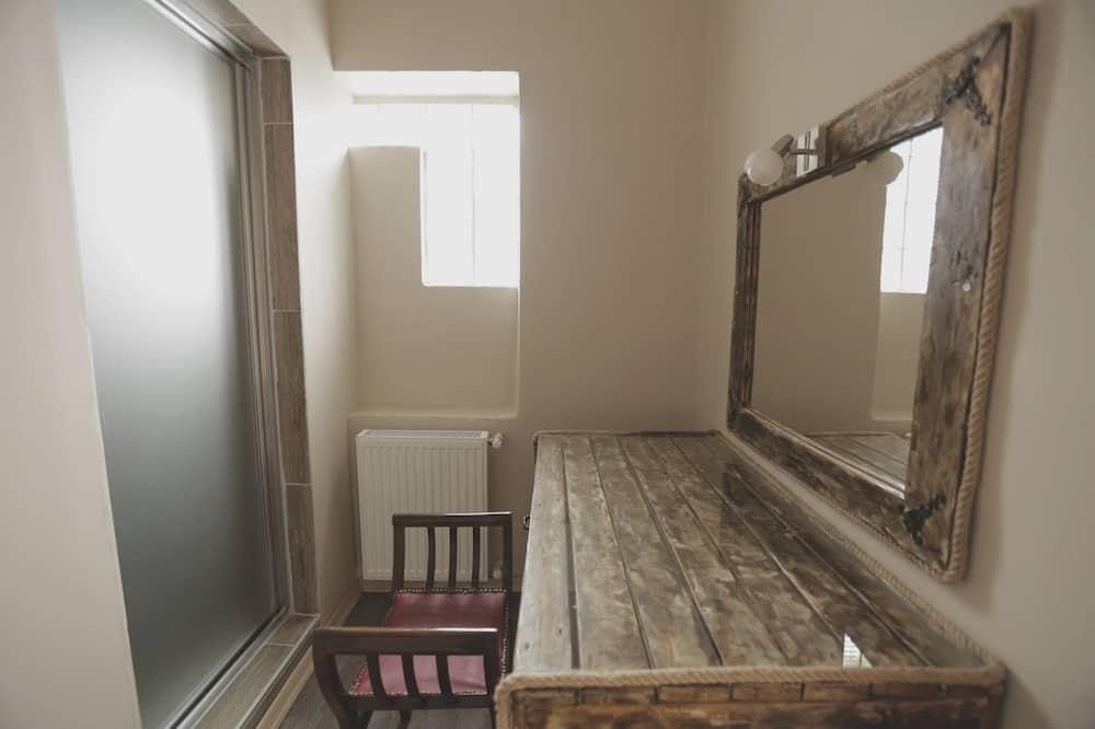 Dvojlôžková izba typu Superior, výhľad na more - Obývacie priestory