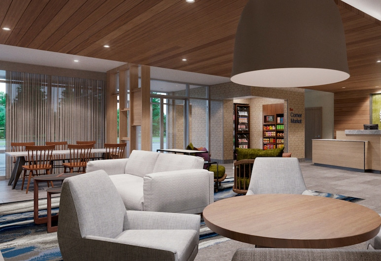 Fairfield Inn & Suites by Marriott Melbourne Viera Town Center, Melbourne, Lobby