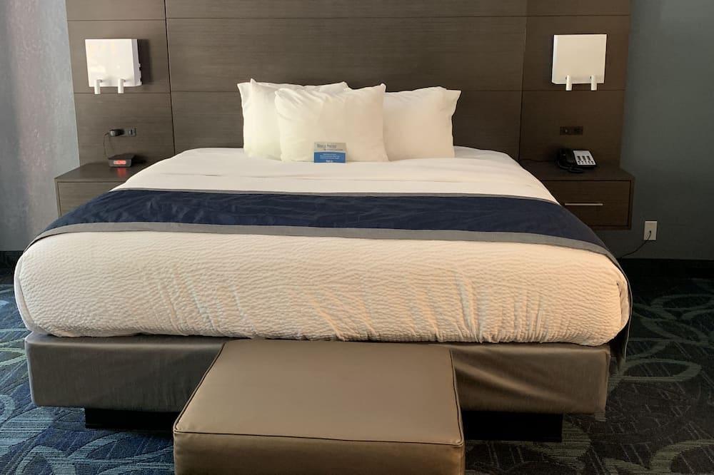 Deluxe Room King Bed - Room