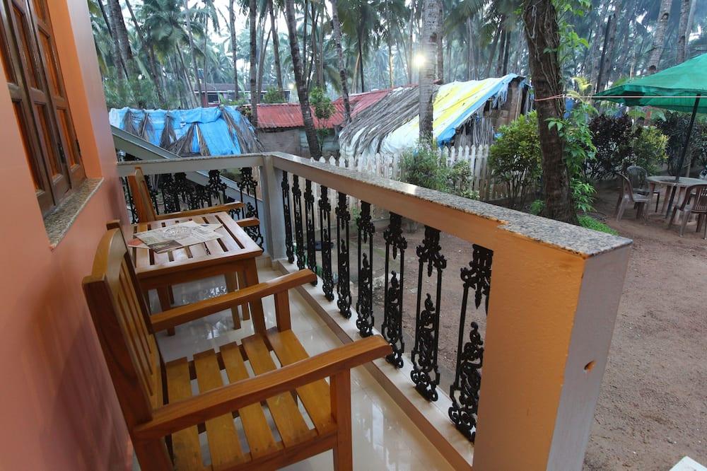 Kambarys - Balkonas