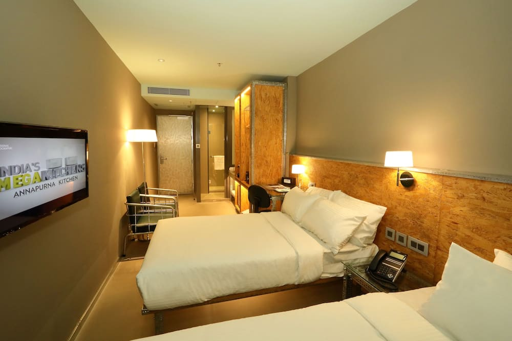 IND Family Triple - Guest Room