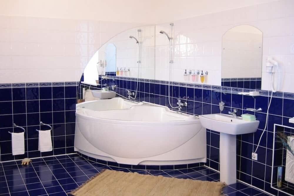 Apartemen, dapur - Kamar mandi