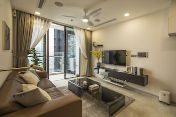 Picture of Aqua Vinhome Bason Stunning View in Ho Chi Minh City