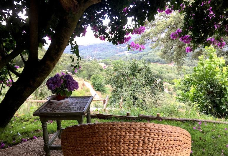 Far Out Oasis, Monchique, Terraço/Pátio Interior