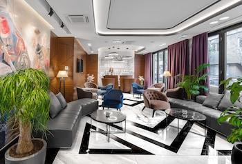 ภาพ Sky hotel ใน เบลเกรด