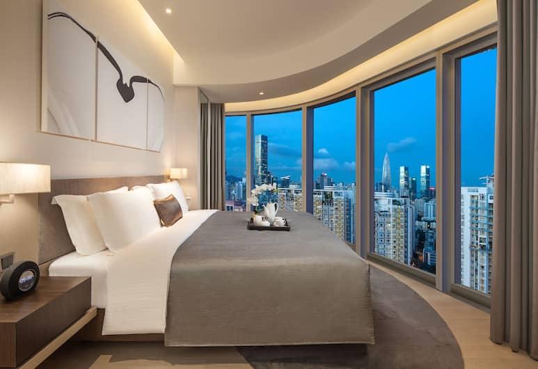 Ascott Raffles City Shenzhen, Shenzhen, Номер «Премьер», 3 спальни, Номер