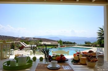 Φωτογραφία του Valea Villa, Νάξος