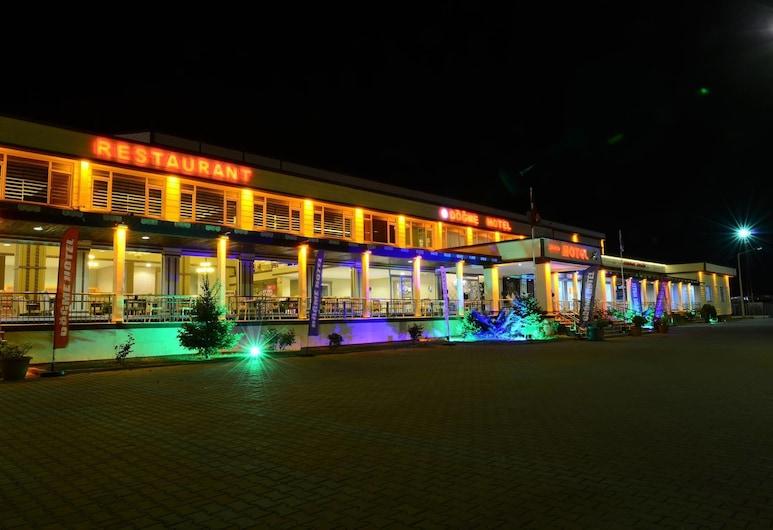 Londra Hotel, Edirne, Hotel Front – Evening/Night