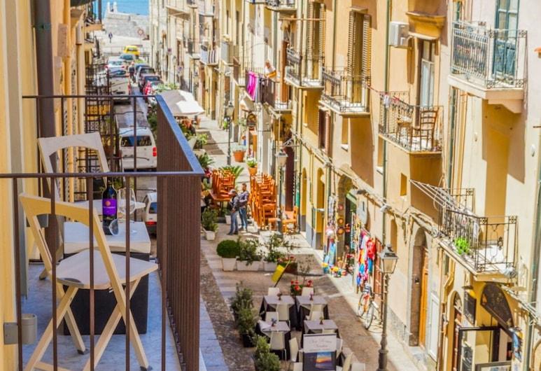 Rentopolis - Suite Bordonaro, Cefalù, Terraza o patio