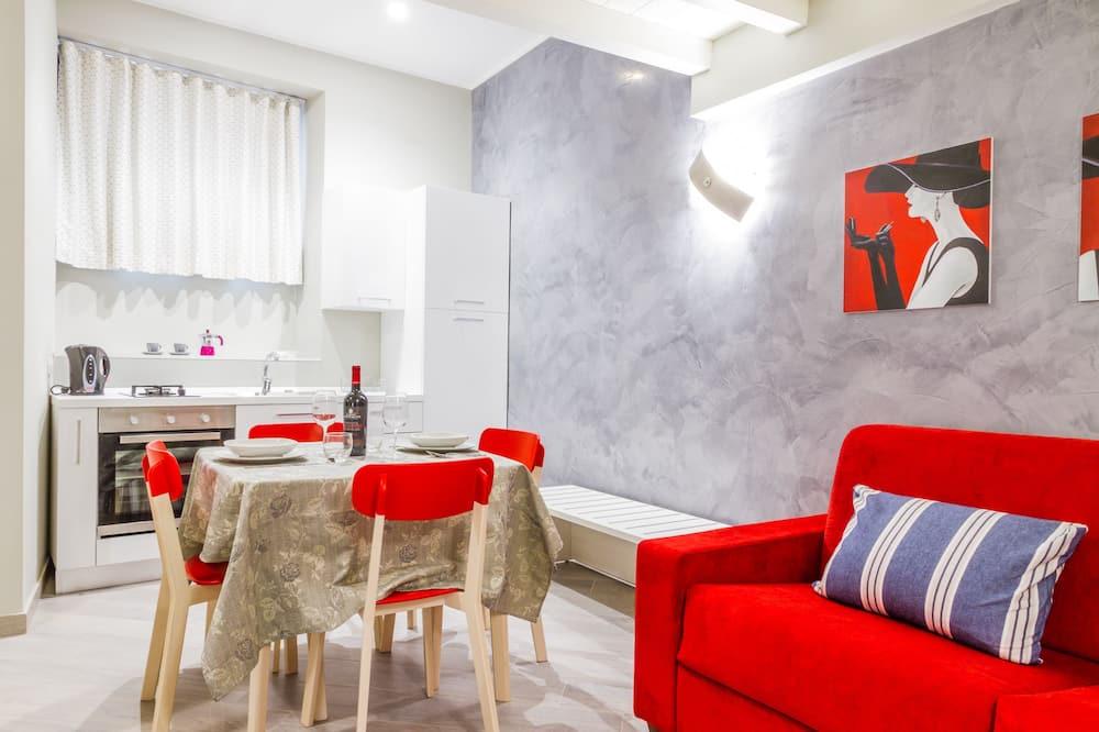 Standard Studio Suite, 1 Bedroom, Kitchen - Ruang Tamu