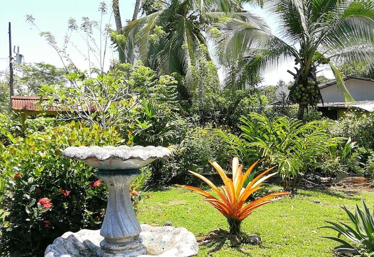 Secret Garden Hotel - Hostel, Cahuita, Jardín