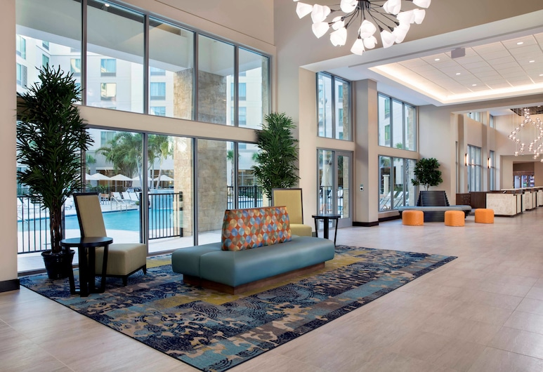 SpringHill Suites by Marriott Orlando Theme Parks/Lake Buena Vista, Orlando, Lobby