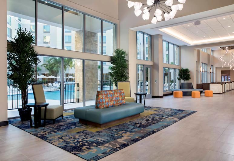 SpringHill Suites by Marriott Orlando Theme Parks/Lake Buena Vista, Orlando, Predvorje