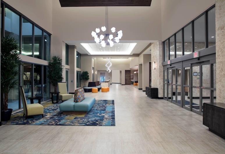 SpringHill Suites by Marriott Orlando Theme Parks/Lake Buena Vista, Orlando, Lobby