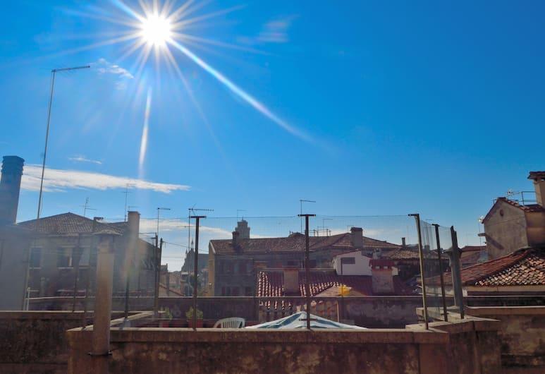 Casa Luminosa, Венеция, Апартаменты, Вид из номера
