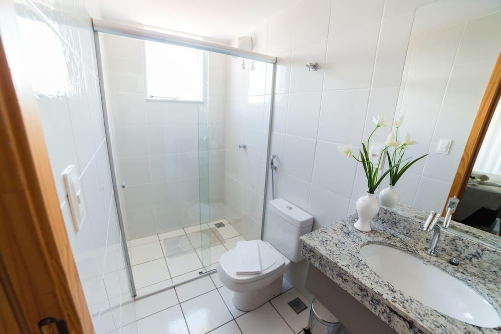 Luxury Süit, 1 Yatak Odası - Banyo