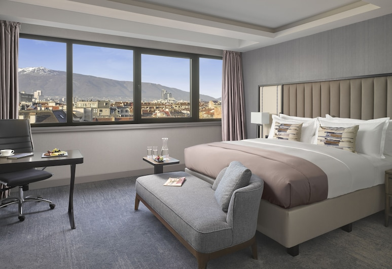 InterContinental Sofia, Sofia, Intercontinental, Club Room, 1 King Bed, Guest Room