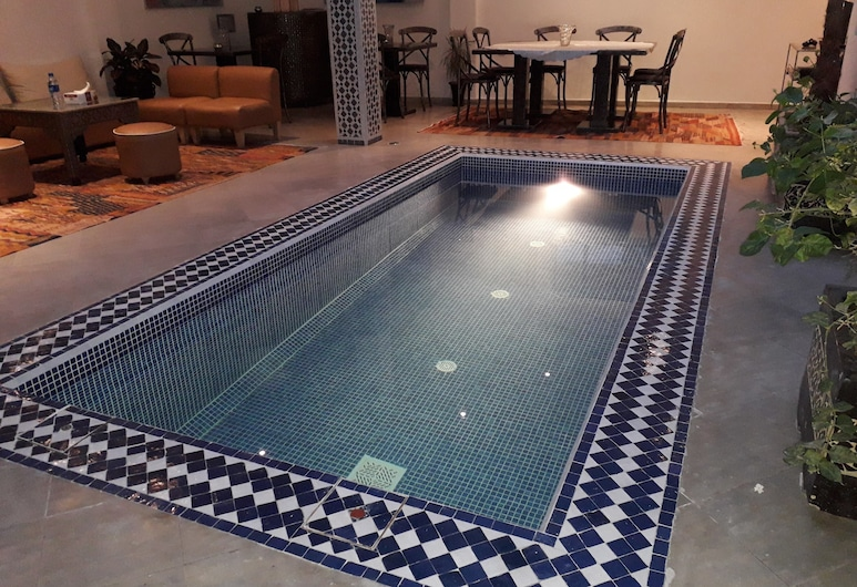 Riad Le Patio Romantique, Marrakesh