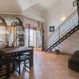Classic-Maisonette, 1 Schlafzimmer, Poolzugang, Poolseite - Wohnbereich