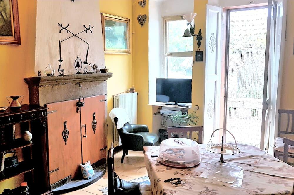 บ้านพักโรแมนติก, 3 ห้องนอน - บริการอาหารในห้องพัก