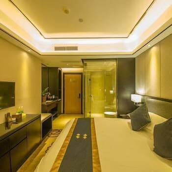 Jiangnan Pearl Boutique Hotel Shangrao Guest Room