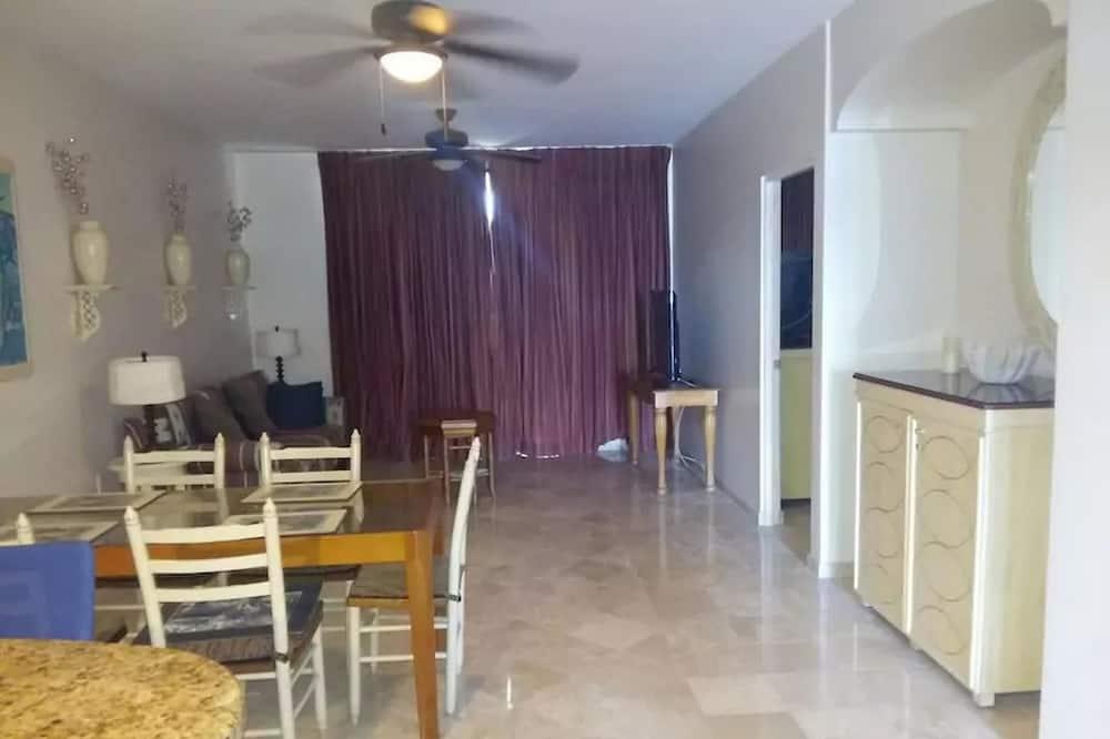 Kondominium Keluarga, 2 kamar tidur - Tempat Makan Di Kamar