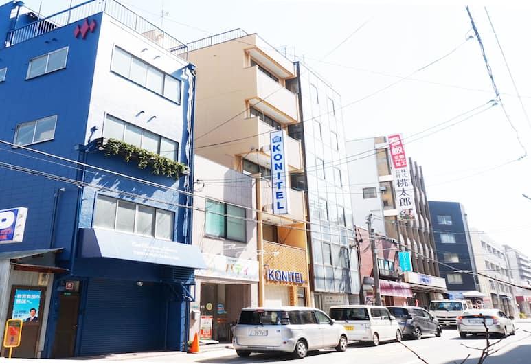 コニテル なんば 2 号店, 大阪市, 外装