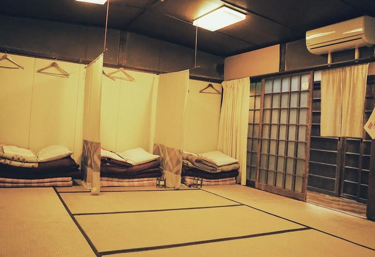 Gojo Guest House - Hostel, Kyoto, Shared Dormitory, Women only, Bilik Tamu