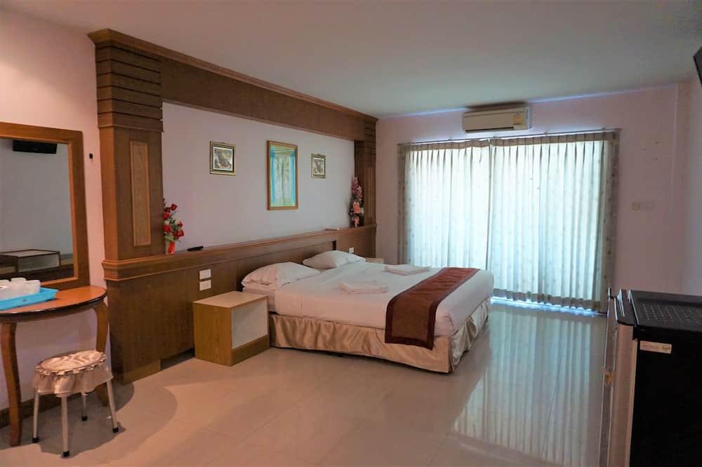 Deluxe Double Room with Balcony - 客房