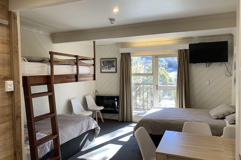 Economy Studio, Mountain View - Living Area