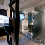 Comfort-dobbeltværelse - 1 kingsize-seng - Badeværelse