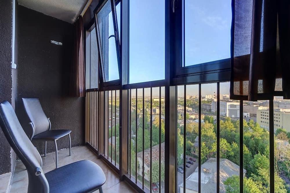 Apartemen Standar, 1 Tempat Tidur Queen - Balkon