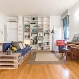 City Duplex - Living Area