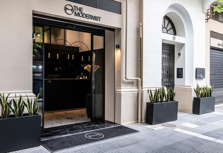 The Modernist Thessaloniki, סלוניקי, הכניסה למלון