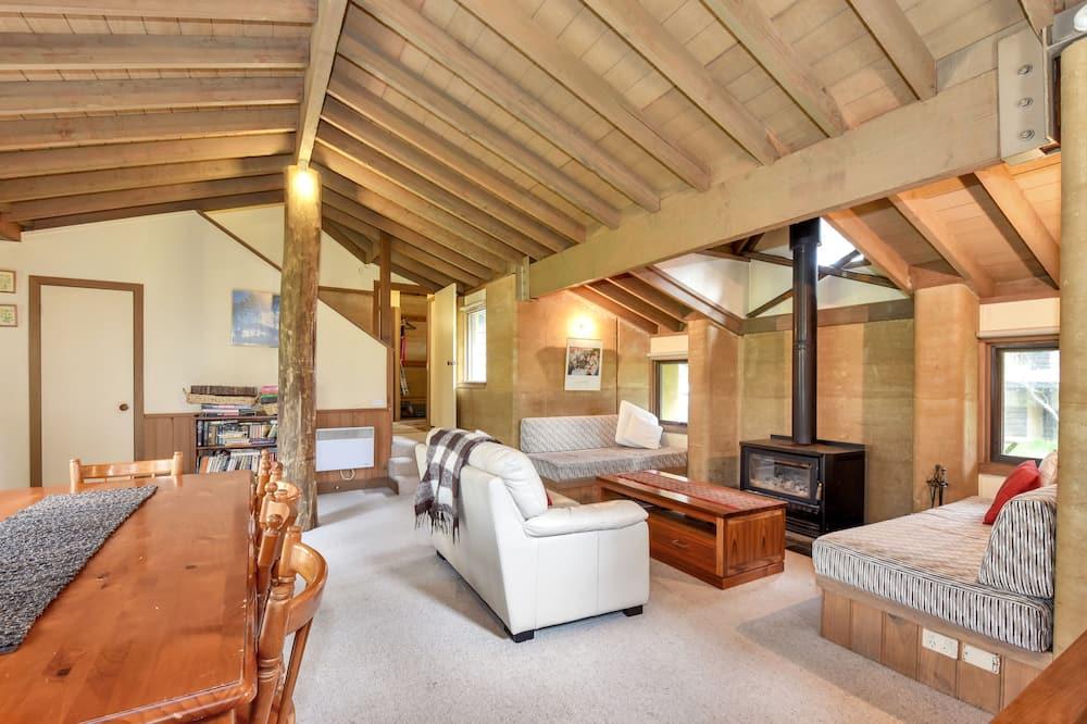 Mägimaja, 2 magamistoaga - Lõõgastumisala