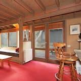 Dağ Evi, 2 Yatak Odası - Oturma Alanı