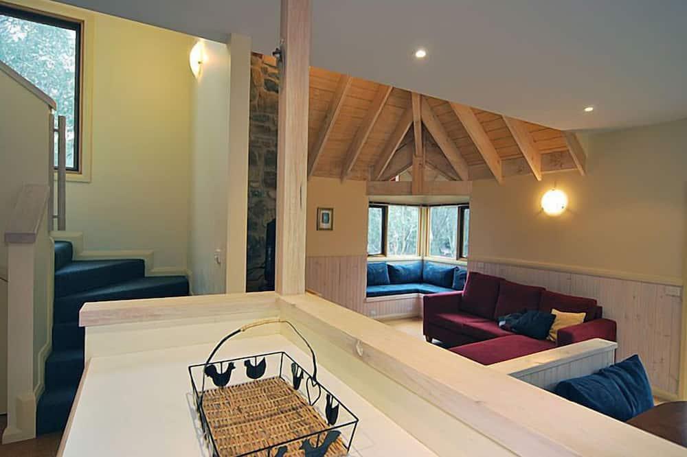 Family korter läbi kahe korruse, 3 magamistoaga - Lõõgastumisala
