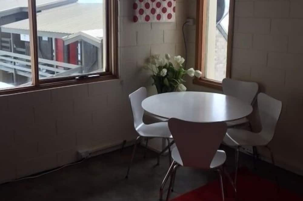 Apartment, 1 Schlafzimmer - Essbereich im Zimmer