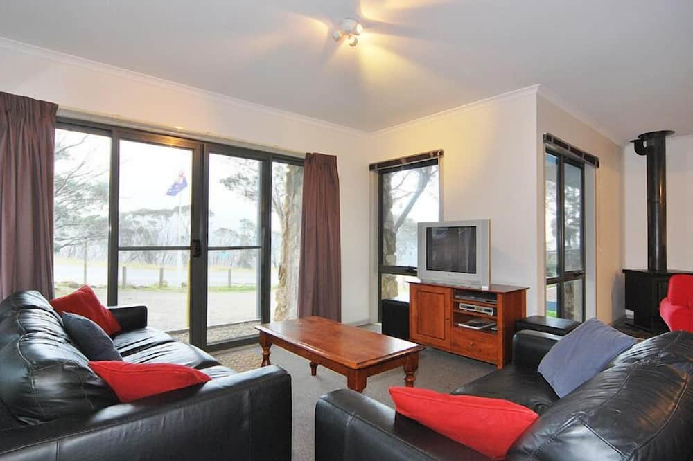 Dzīvokļnumurs, divas guļamistabas - Dzīvojamā istaba