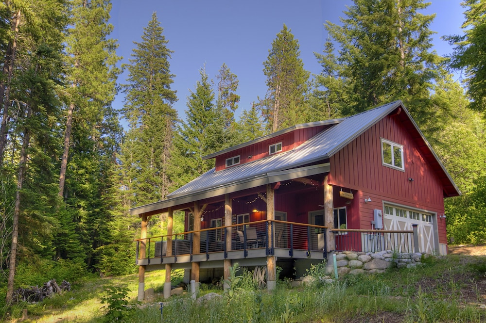 Fish Lake Loft   One Bedroom Cabin With Hot Tub, Leavenworth