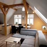 Apartmán typu Exclusive - Obývacie priestory
