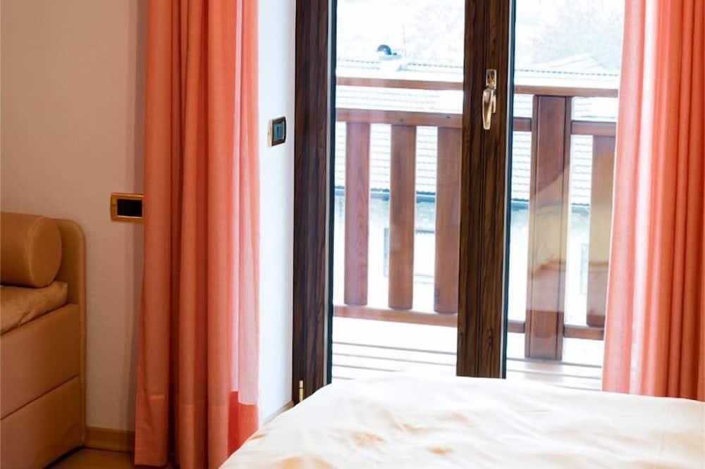 غرفة مزدوجة أو بسريرين منفصلين - منظر من غرفة الضيوف