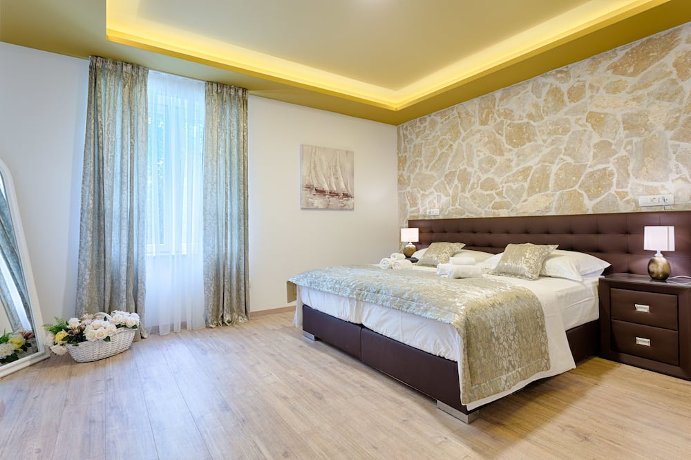 Chambre Deluxe Double ou avec lits jumeaux - Vue sur le jardin