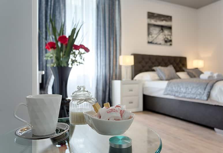 Luxury Rooms Floramye - Adults Only, Split, Deluxe-Doppelzimmer, 1King-Bett, Zimmer