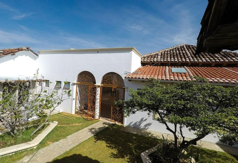 Panda Hostel, San Cristobal de las Casas, Kert