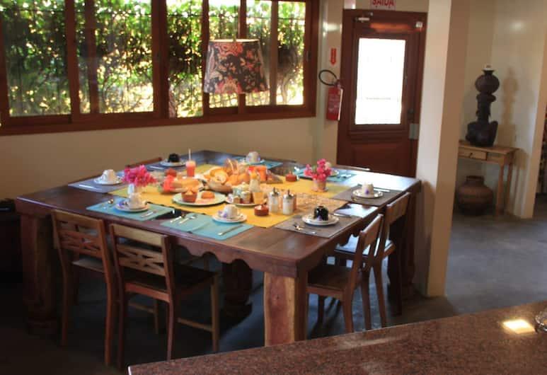 Mama Africa Hostel, Florianopolis, Sala colazione